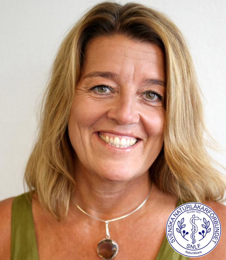 Anica Norman, Naturläkare (SNLF)
